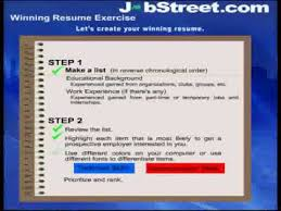 Jobstreet Coms Career Guide Winning Resumes Part 2