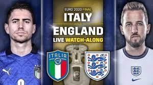 Italy vs. England • THE FINAL • EURO ...