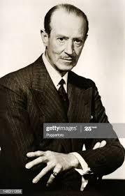 Henry Byron Warner, British-born actor, circa 1935. News Photo - Getty  Images