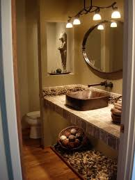 Spa Themed Bathroom Ideas  Spa Powder Room  Bathroom Designs Spa Like Bathrooms Small Spaces