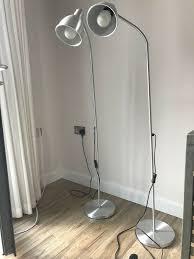 2 Ikea Lersta Floor Lamps In Stratford London Gumtree