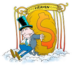 Image result for pictures of riches in heaven