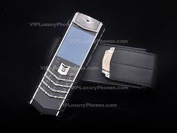 Vertu Signature Black Diamond Phones ...