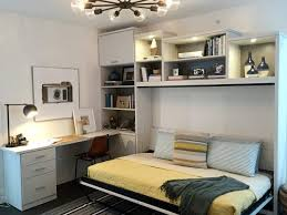 wall bed office. california closets wall bed office guestroom o