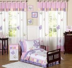 jojo designs pink and purple erfly flower girl toddler kid bedding sheet set