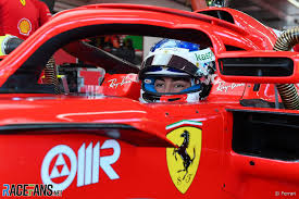 Pascal wehrlein will be ferrari's new test driver for 2019, according to international media reports. Pictures Alesi And Armstrong Make F1 Test Debuts For Ferrari Racefans