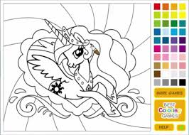 Small Picture Intricate Coloring Games For Girls Fashion Coloring Pages 224