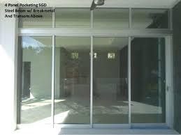 glass door with transom revit glass door with transom sliding glass door transom