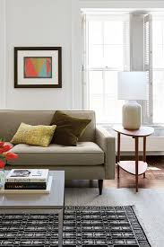 small scale living room furniture. A Small-scale Sofa With Sophisticated Style, Reese Adds Refinement Details Like Button Small Scale Living Room Furniture