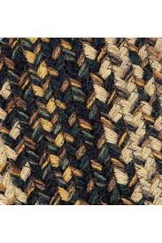 lake house rugs kilimanjaro black cream jute braided rug