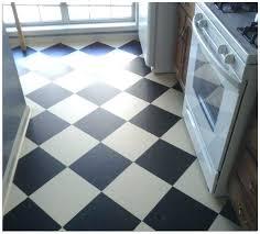 beautiful black and white linoleum flooring kitchen cabinets