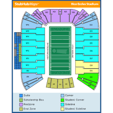 Rice Eccles Stadium Detailed Seating Chart Rice Eccles Stadium Events And Concerts In Salt Lake City