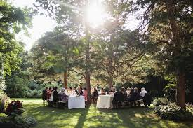 Unique Outdoor Wedding Venues New England