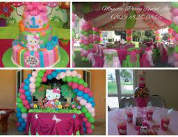 tent decorating ideas for birthday party