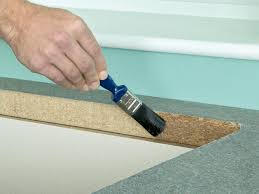 how to install a kitchen sink in a laminate or wood countertop