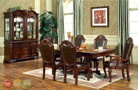 Formal Dining Room Tables And Chairs  Epic  With Addit  Lpuite - Traditional dining room set