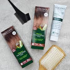 Logona Hair Dye Color Chart Logona Natural Hair Colour Creams
