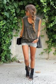 Awesome summer outfits ideas for girls Casual Outfits Styleoholic Picture Of Awesome Summer Boho Chic Outfits For Girls 20