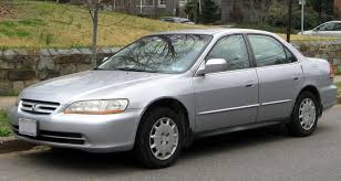 2002 Honda Accord vii coupe – pictures, information and specs ...