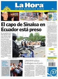 Quito 13 de junio de 2013 by Diario La Hora Ecuador issuu