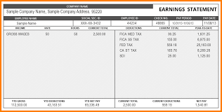 Payroll Pay Stub Template Free Pay Stub Template Word Document Payroll Template Good