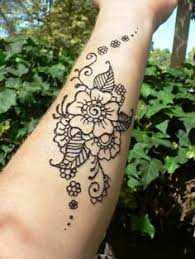 Small Picture 19 best Small Henna Tattoo Designs images on Pinterest Henna