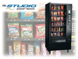 Used Snack Vending Machine Cool Automatic Products Studio 48 48 Snack Vending Machine Fully
