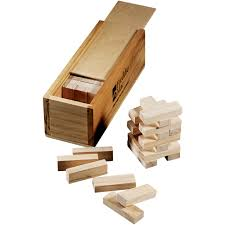 Game With Wooden Blocks Promotional Products Tumbling Tower Wooden Block Game Promotional 6