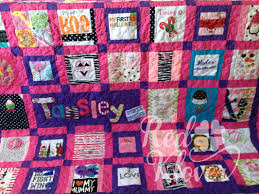 Baby Clothes Memory Quilts & Baby Clothes Memory Quilts Adamdwight.com