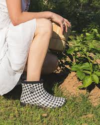 boots fit for the garden love a solid pair of womens rubber work boots