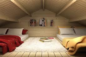 Durch seine massiven materialien ist der fußboden besonders belastbar und stabil. Ein Gartenhaus Mit Schlafboden Mehr Platz Zum Ubernachten