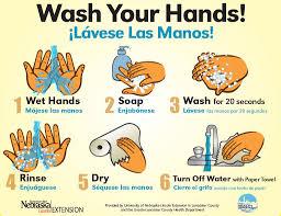 lincoln ne gov lincoln lancaster county health department wash hands poster