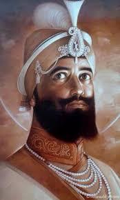 beautiful portrait of guru gobind singh ji guru nanak ji guru granth sahib es