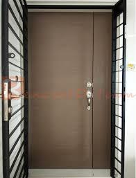 double leaf 1 2 hr fire rated veneer door project in jellicoe road model d308