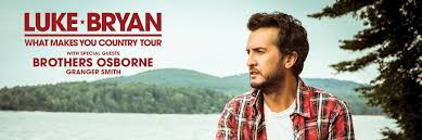 Luke Bryan What Makes You Country Tour Smoothie King Center