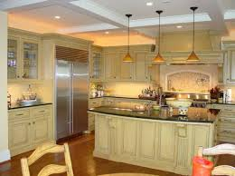kitchen island pendant lighting ideas. Yellow Warm Shine Of Lamp Three Unit Kitchen Island Pendant Lighting Ideas Cone Glass Orange Colored