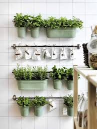 Kitchen wall decorating ideas Dining Room Diy Small Space Kitchen Herb Garden Homebnc 36 Best Kitchen Wall Decor Ideas And Designs For 2019