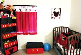 minnie mouse baby bed set mickey mouse nursery bedroom decorations with wood baby crib and toys minnie mouse baby bed set