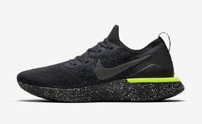 Release Date Nike Epic React Flyknit 2 Black Speckle