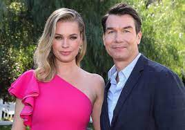 Jerry O'Connell and Rebecca Romijn ...