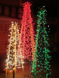 diy christmas lighting. DIY Outdoor Christmas Lighting Ideas - Wooden Frame Trees Click Pic For 21 Ornaments Diy M