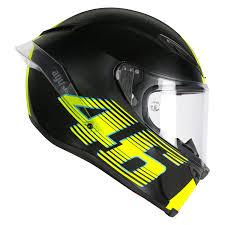 Agv Corsa R Size Chart Agv Corsa R Top V46 Full Face Helmet