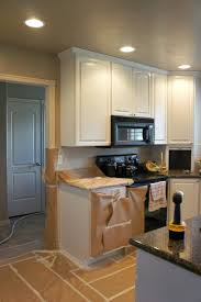 Kitchen cabinet pictures Dark Brown Kitchencabinetredo5jpg Menards White Painted Kitchen Cabinet Reveal With Before And After Photos