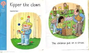 Product:oxford tree english picture book. Kipper The Clown Oxford Reading Tree Teaching Kids To Read And Write