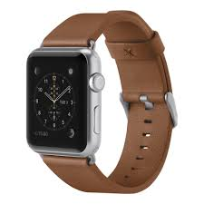 classic leather band for apple watch 38mm 40mm heroimage