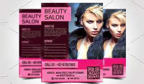 Hair Salon Flyer Templates Beauty Flyers Templates Free Salon Flyers Template Free Hair Salon