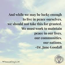Image result for quot4es peace