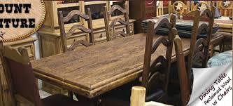 Rustic Furniture Houston