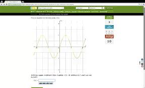 ixl precalculus n 2 write equations of sine functions from graphs