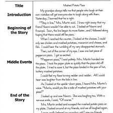 Narrative Essay Example College Thesis For Narrative Essay Sample Narrative Essay Example